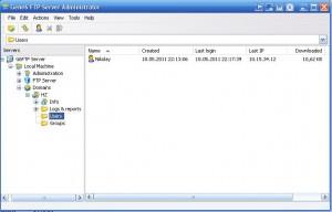 Как сделать и настроить в windows XP ftp сервер