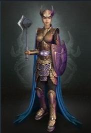 Женский персонаж