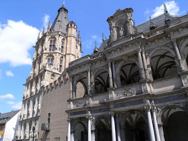 Кёльнская ратуша